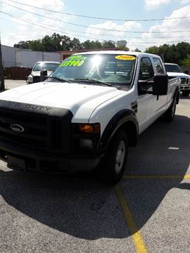 2008 Ford F-350 Super Duty for sale in Houston, TX