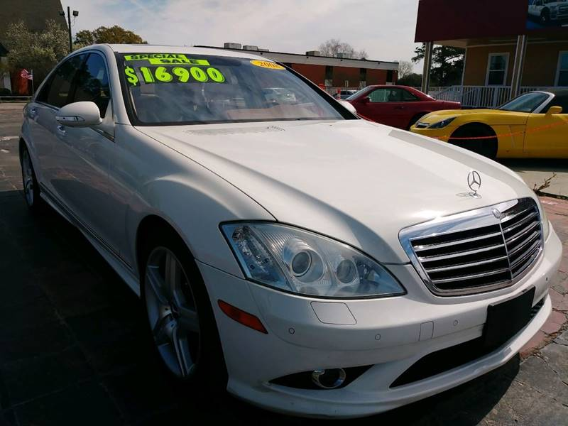 2008 Mercedes Benz S Class For Sale At Art Motors In Houston TX