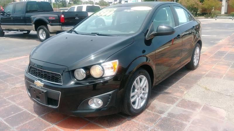 2012 Chevrolet Sonic For Sale At Art Motors In Houston TX