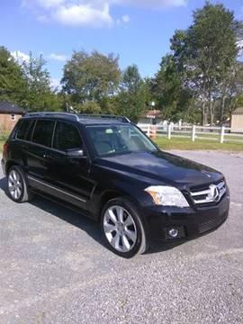 2011 Mercedes-Benz GLK for sale in Albertville, AL
