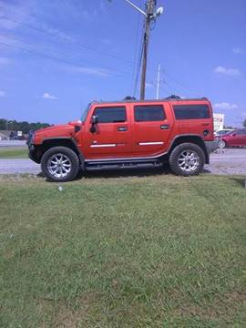 2004 HUMMER H2 for sale in Albertville, AL