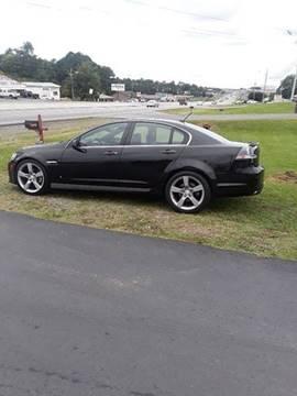 2009 Pontiac G8 for sale in Albertville, AL