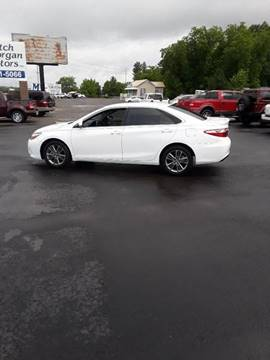 2017 Toyota Camry for sale in Albertville, AL