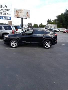 2014 Jeep Cherokee for sale in Albertville, AL