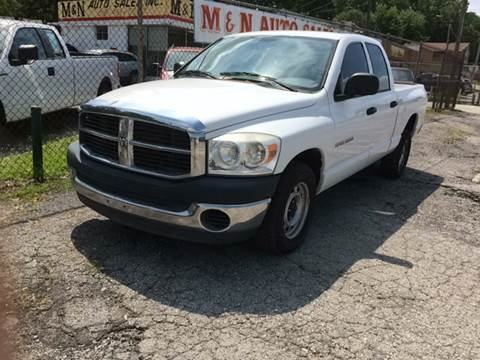 2007 Dodge Ram Pickup 1500 for sale in Independence MO