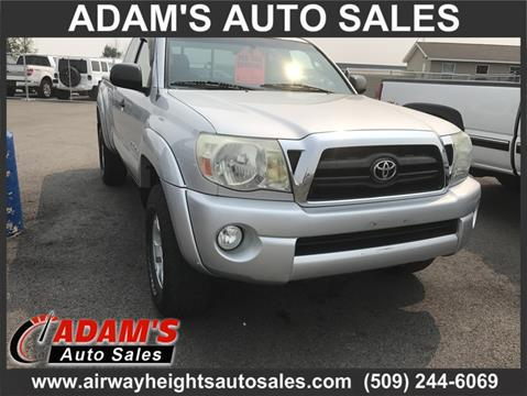 2006 Toyota Tacoma for sale in Airway Heights, WA