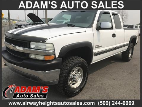2001 Chevrolet Silverado 2500HD for sale in Airway Heights, WA