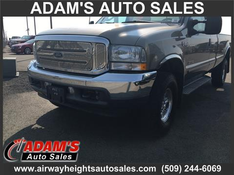 2003 Ford F-350 Super Duty for sale in Airway Heights, WA