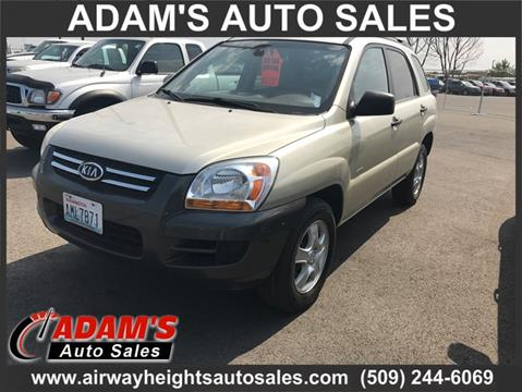 2006 Kia Sportage for sale in Airway Heights, WA