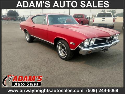 1968 Chevrolet Chevelle for sale in Airway Heights, WA