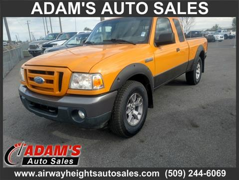 2008 Ford Ranger for sale in Airway Heights, WA