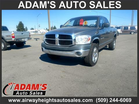 2007 Dodge Ram Pickup 1500 for sale in Airway Heights, WA
