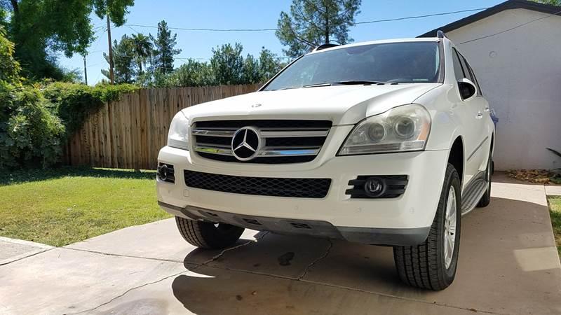2008 Mercedes-Benz GL-Class for sale at Greenfield Motors in Phoenix AZ