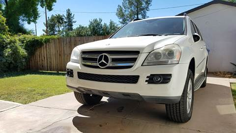 2008 Mercedes-Benz GL-Class for sale at Greenfield Motors in Phoenix AZ