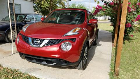 2017 Nissan JUKE for sale in Phoenix AZ