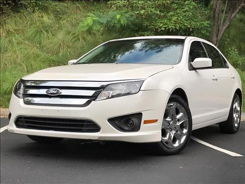 2011 Ford Fusion for sale in Dumfries, VA