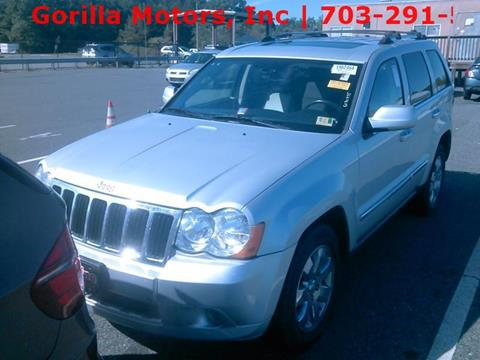 2010 Jeep Grand Cherokee for sale in Dumfries, VA