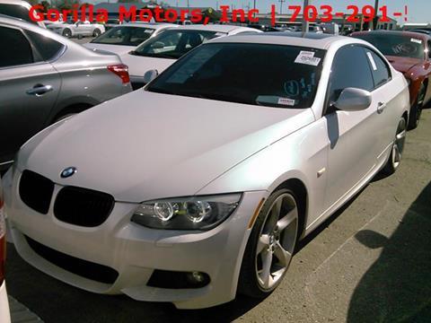 2013 BMW 3 Series for sale in Dumfries, VA