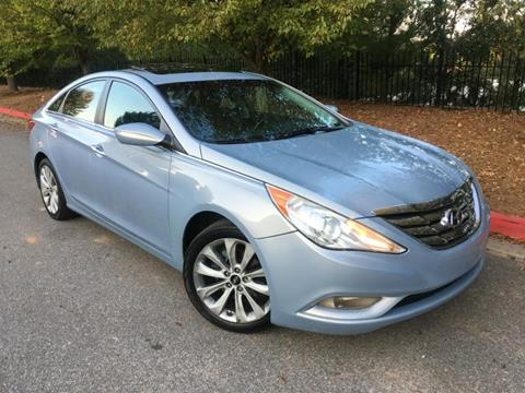 2011 Hyundai Sonata for sale in Alpharetta, GA