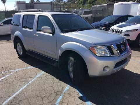 2008 Nissan Pathfinder for sale in Oceanside, CA