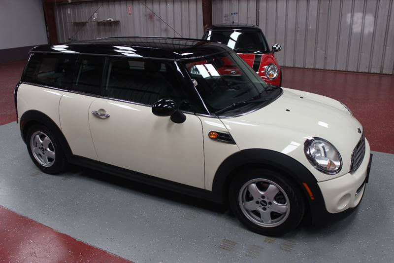 2011 mini cooper clubman in seattle, wa - northwest euro