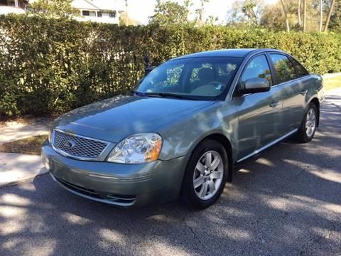 2007 Ford Five Hundred for sale in Deland, FL