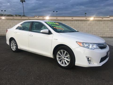 2013 Toyota Camry Hybrid for sale in Santa Ana, CA