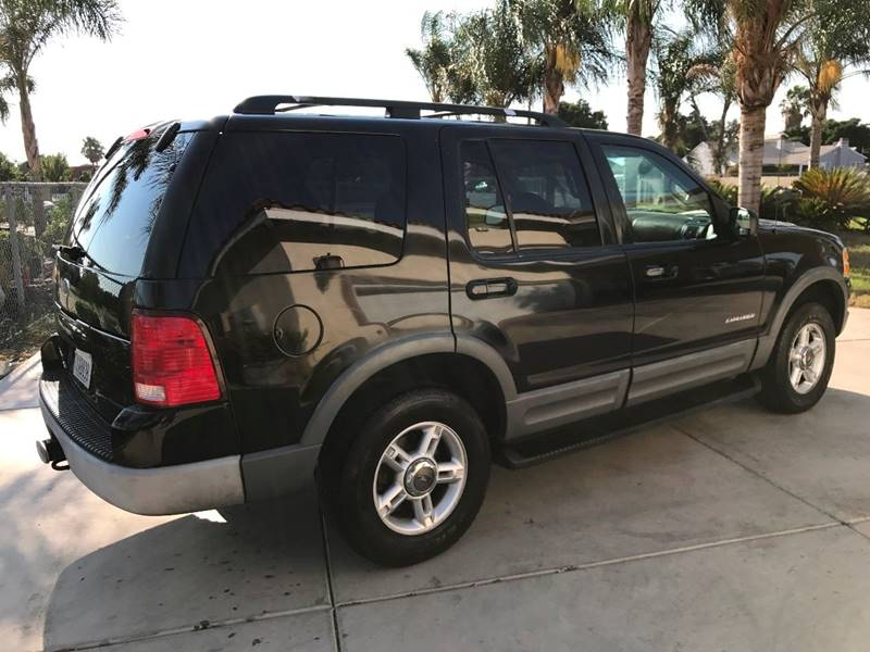 2002 Ford Explorer for sale at THE CAR GUY AUTO SALES in Bloomington CA