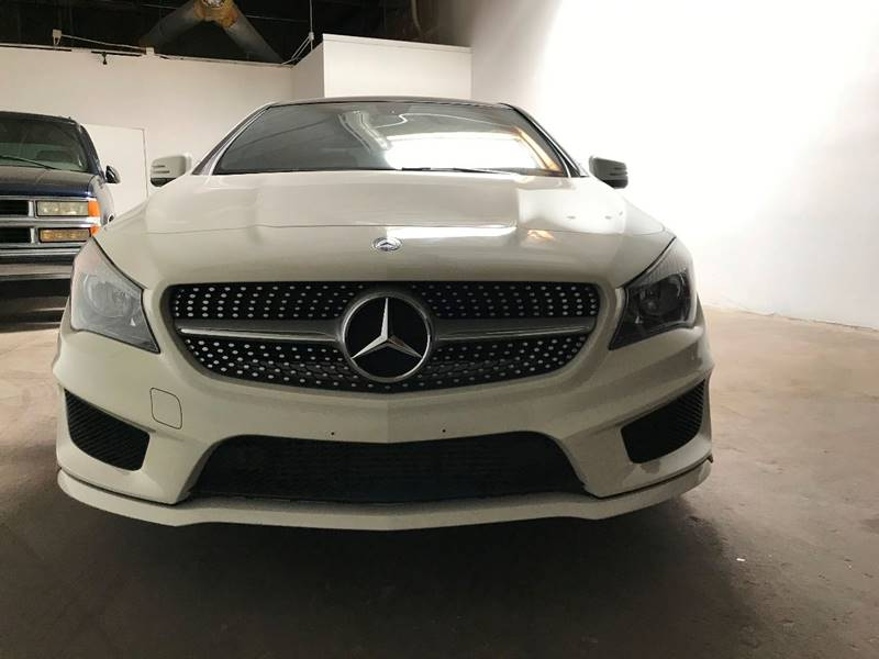 2014 Mercedes-Benz CLA for sale at THE CAR GUY AUTO SALES in Bloomington CA
