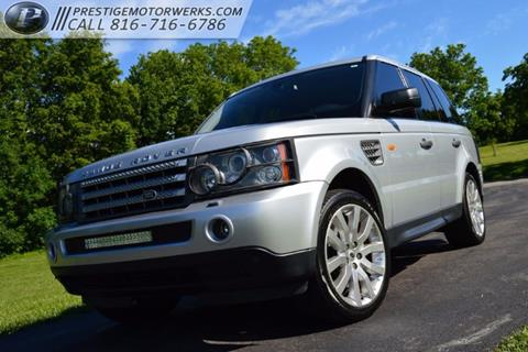 2006 Land Rover Range Rover Sport for sale in Kansas City, MO