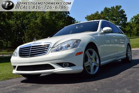 2007 Mercedes-Benz S-Class for sale in Kansas City, MO