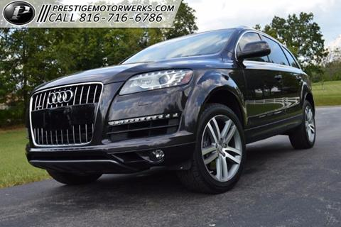 2011 Audi Q7 for sale in Kansas City, MO