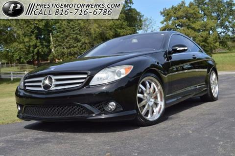 2008 Mercedes-Benz CL-Class for sale in Kansas City, MO