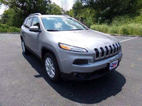 2017 Jeep Cherokee for sale in Palestine, TX