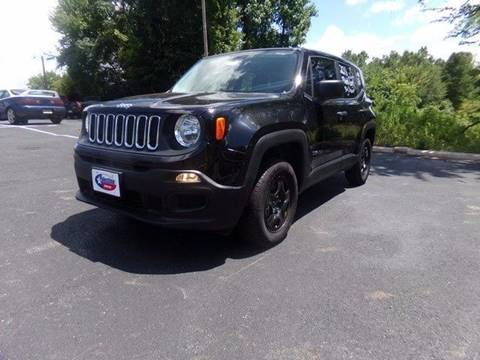 2016 Jeep Renegade for sale in Palestine, TX