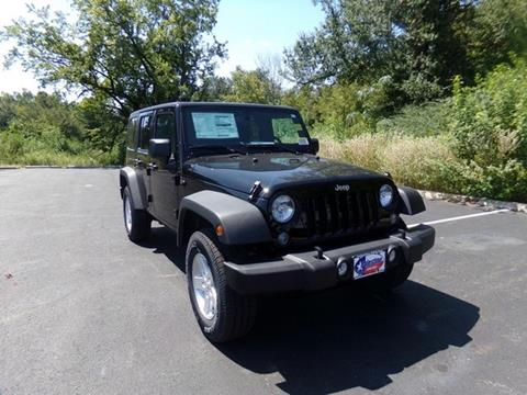 2017 Jeep Wrangler Unlimited for sale in Palestine, TX