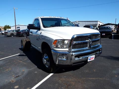 2018 RAM Ram Chassis 3500 for sale in Palestine, TX