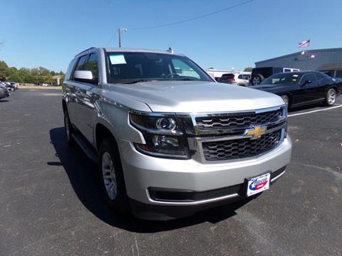 2017 Chevrolet Tahoe for sale in Palestine, TX