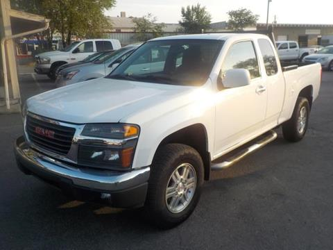2012 GMC Canyon for sale in Salt Lake City, UT