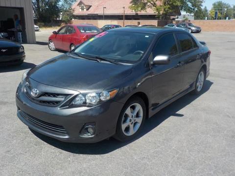 2012 Toyota Corolla for sale in Salt Lake City, UT
