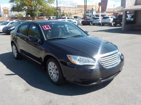 2014 Chrysler 200 for sale in Salt Lake City UT