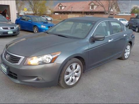 2008 Honda Accord for sale in Salt Lake City UT