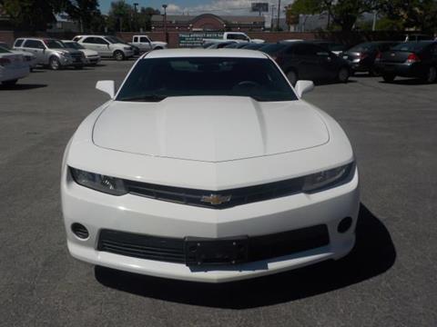 2014 Chevrolet Camaro for sale in Salt Lake City, UT