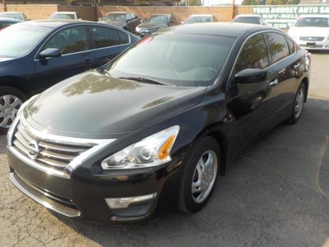 2013 Nissan Altima for sale in Salt Lake City UT