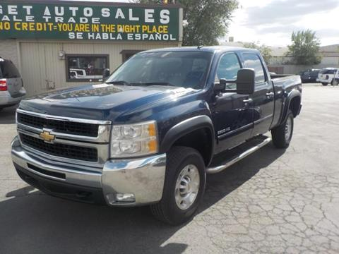 2010 Chevrolet Silverado 2500HD for sale in Salt Lake City UT