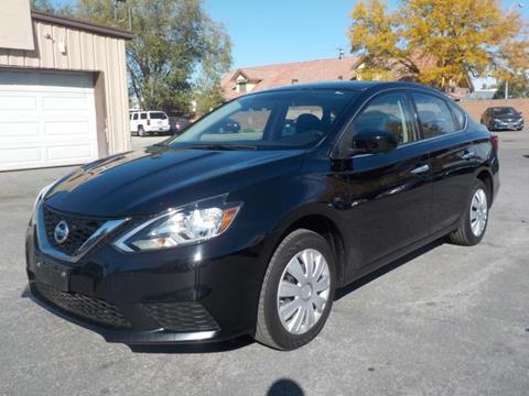 2016 Nissan Sentra for sale in Salt Lake City UT