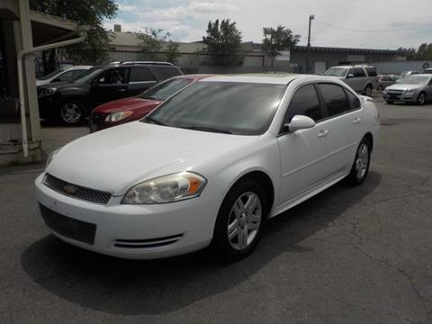 2012 Chevrolet Impala for sale in Salt Lake City UT