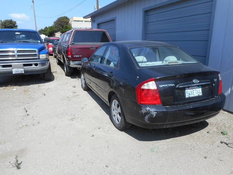 2006 Kia Spectra Ex In Grover Beach Ca Auto Outlet