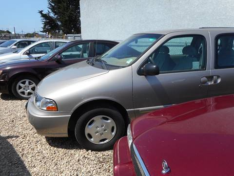 2002 Mercury Villager for sale in Grover Beach, CA