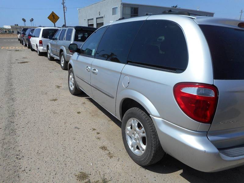 2002 Dodge Caravan For Sale At Auto Outlet+ In Grover Beach CA